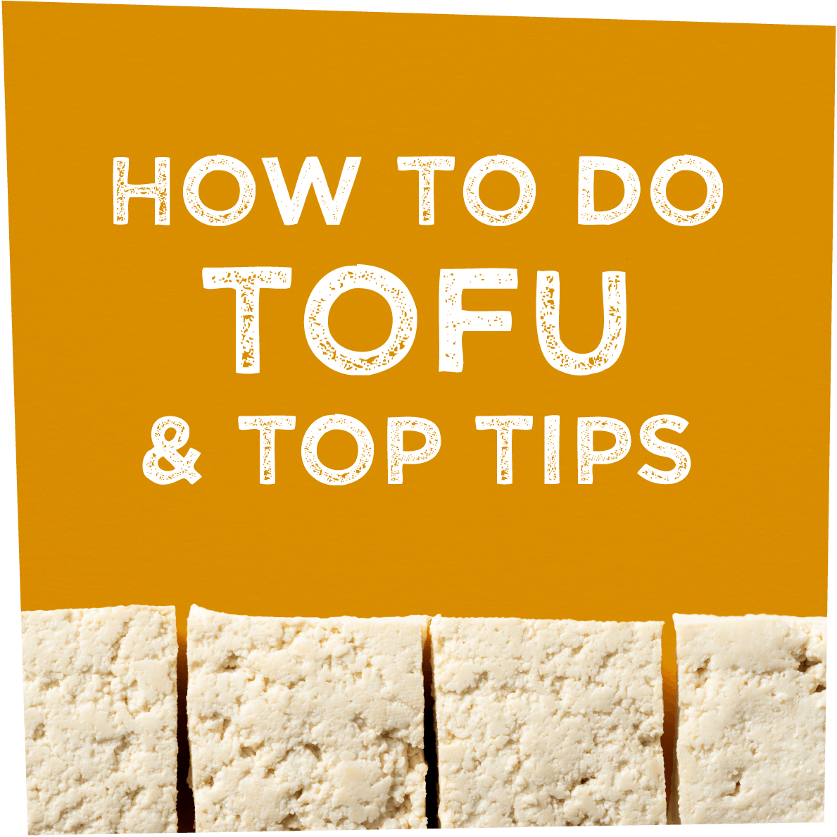 How to do Tofoo & Top Tips