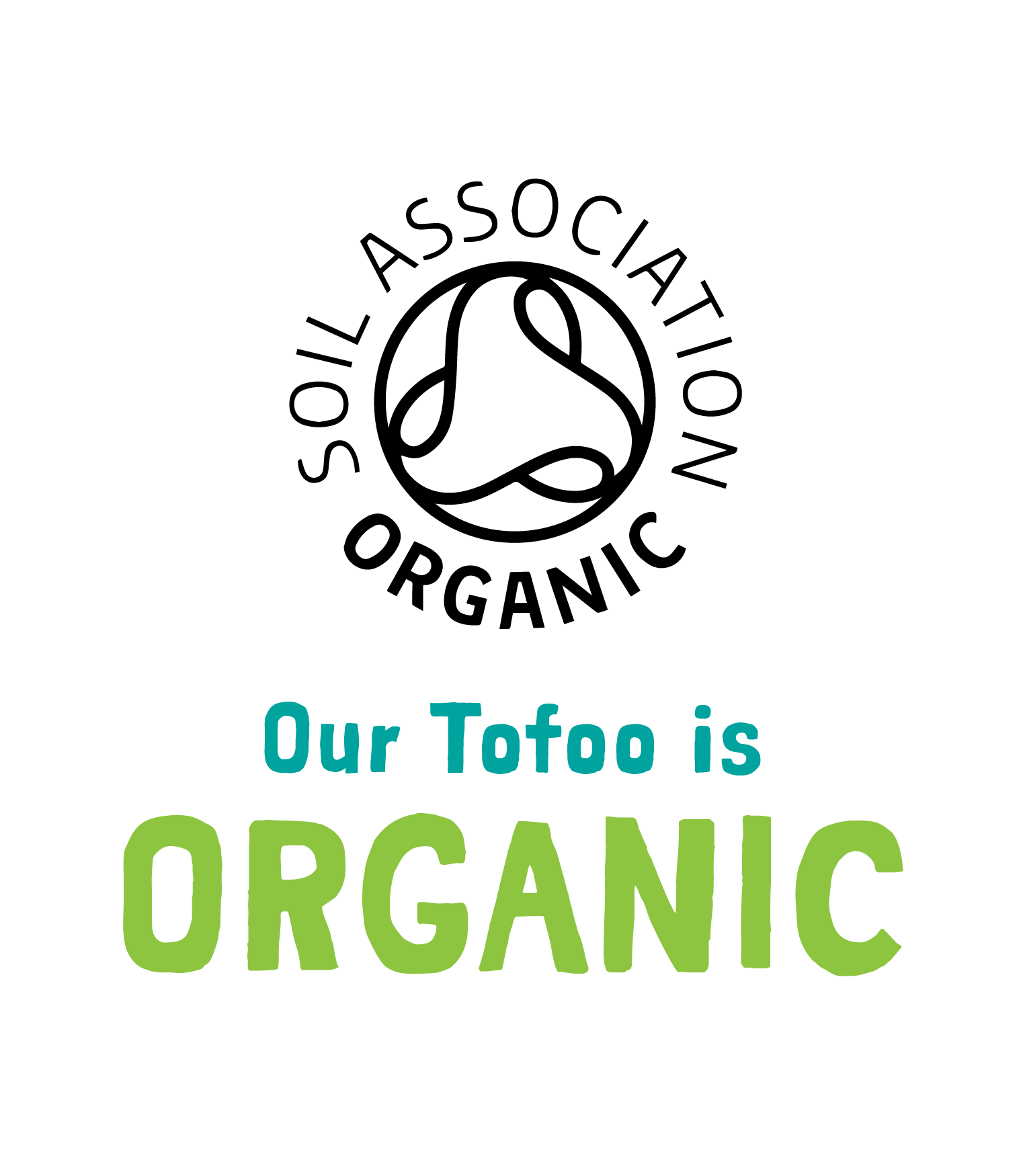 Our tofu is organic