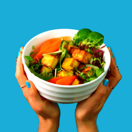 Tofoo Salad