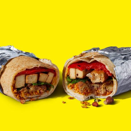 Tofoo Burrito