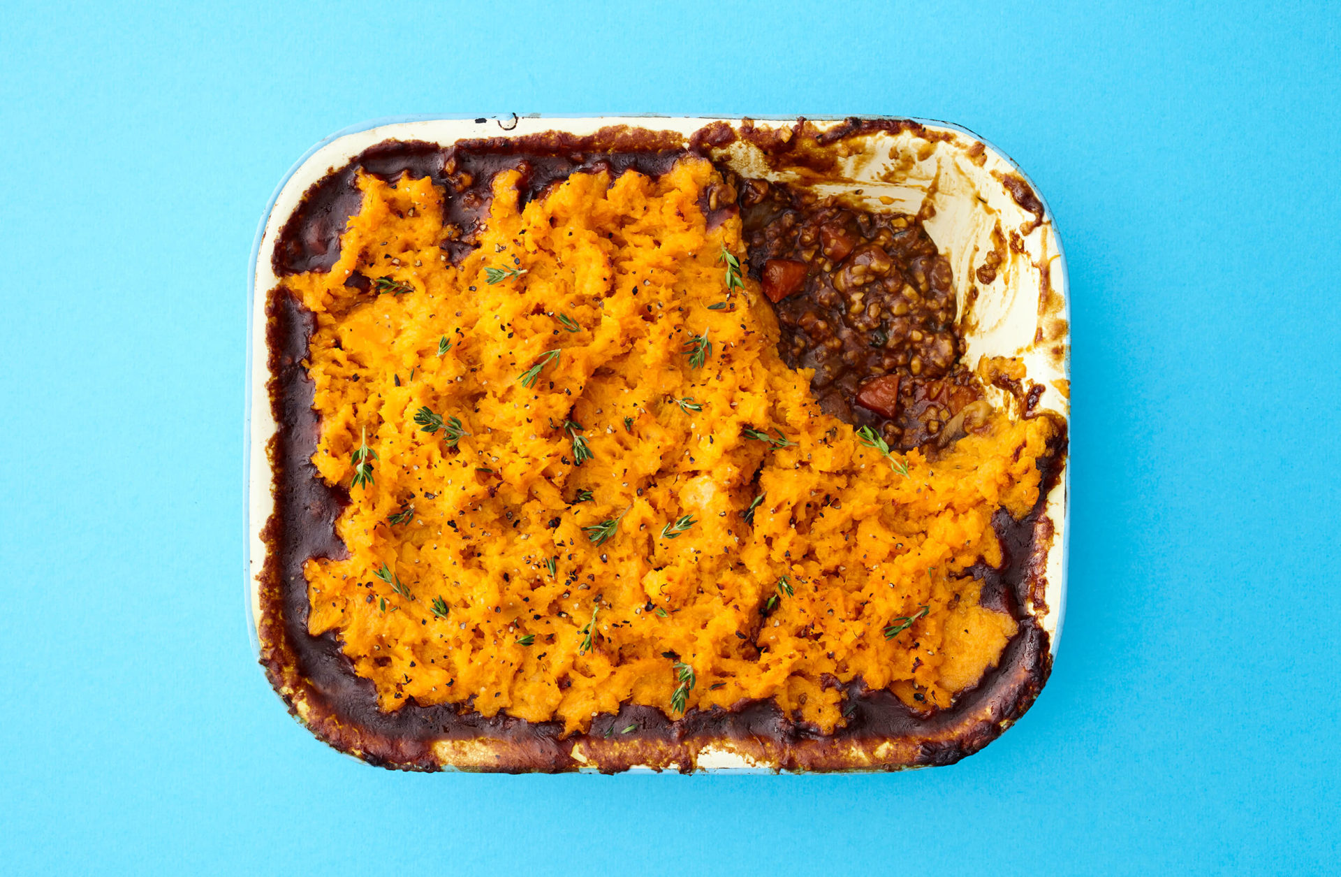 Tempeh Cottage Pie