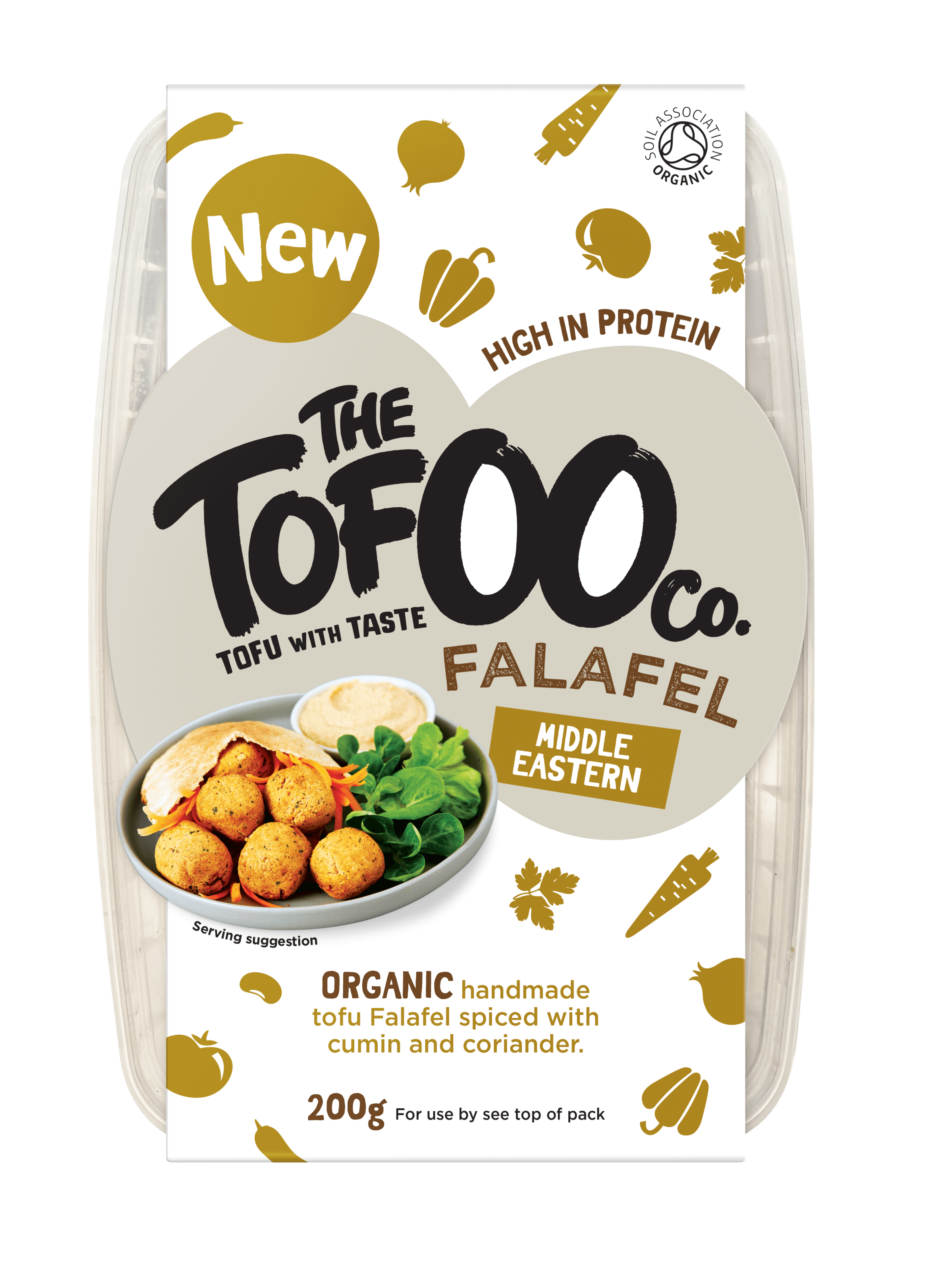 Tofoo Falafel