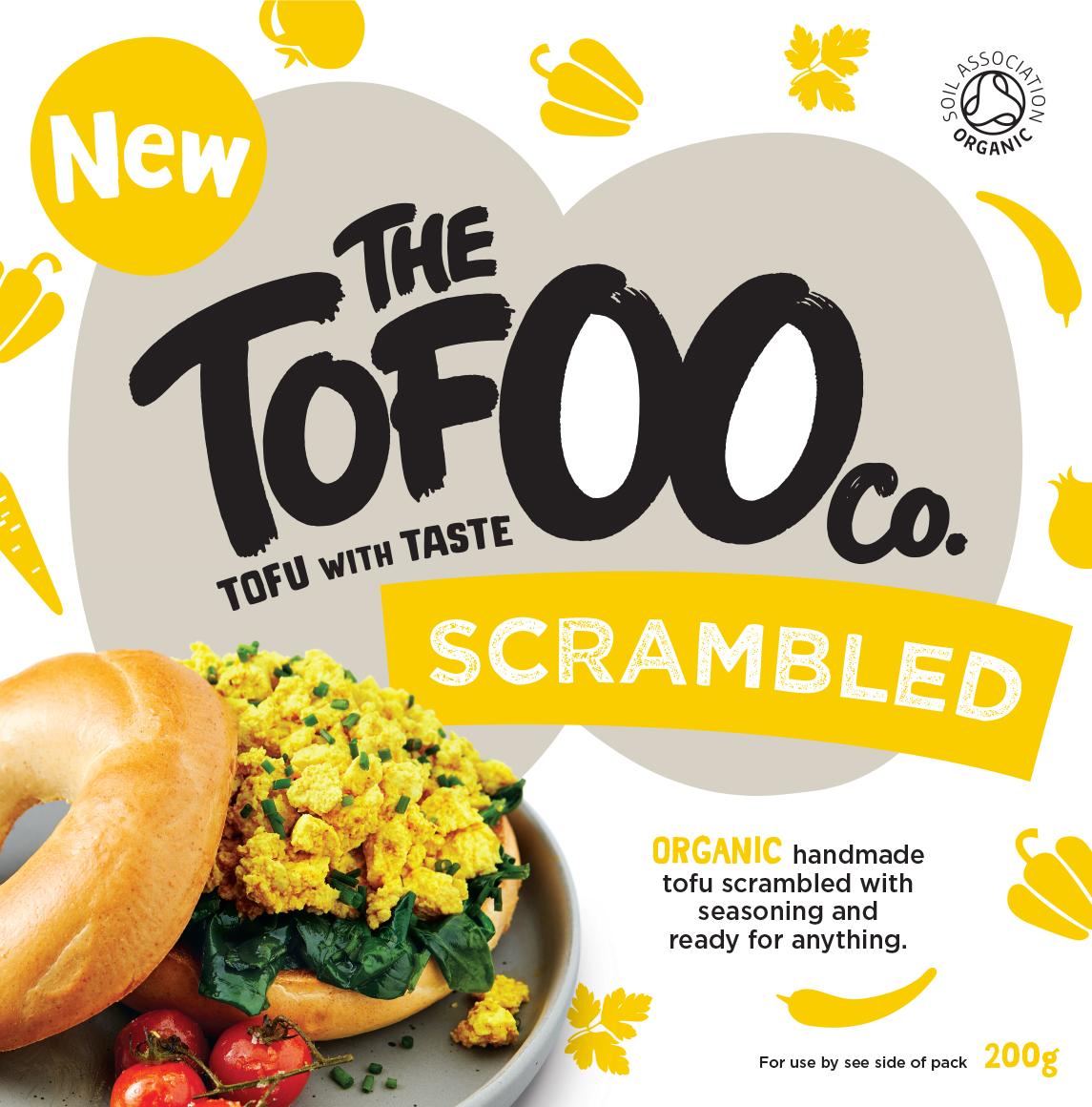 Tofoo Scrambled