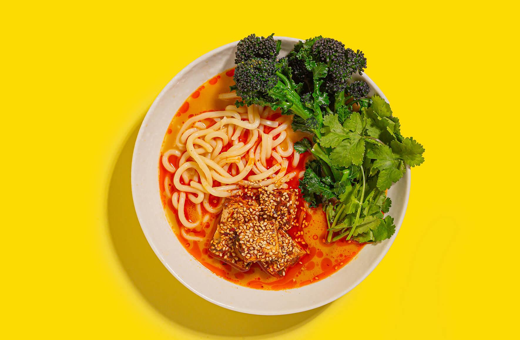 Tofoo Itsu Udon Bowl